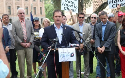 Republican lawmakers launch ballot measure for voter ID on early ballots