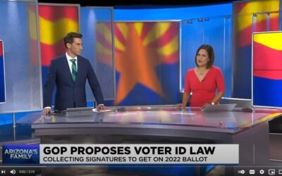 WATCH: Arizona GOP want voters to approve voter ID law